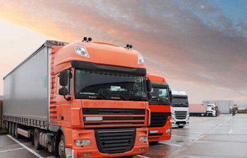 trucking china