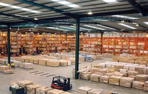 warehousing-service-china