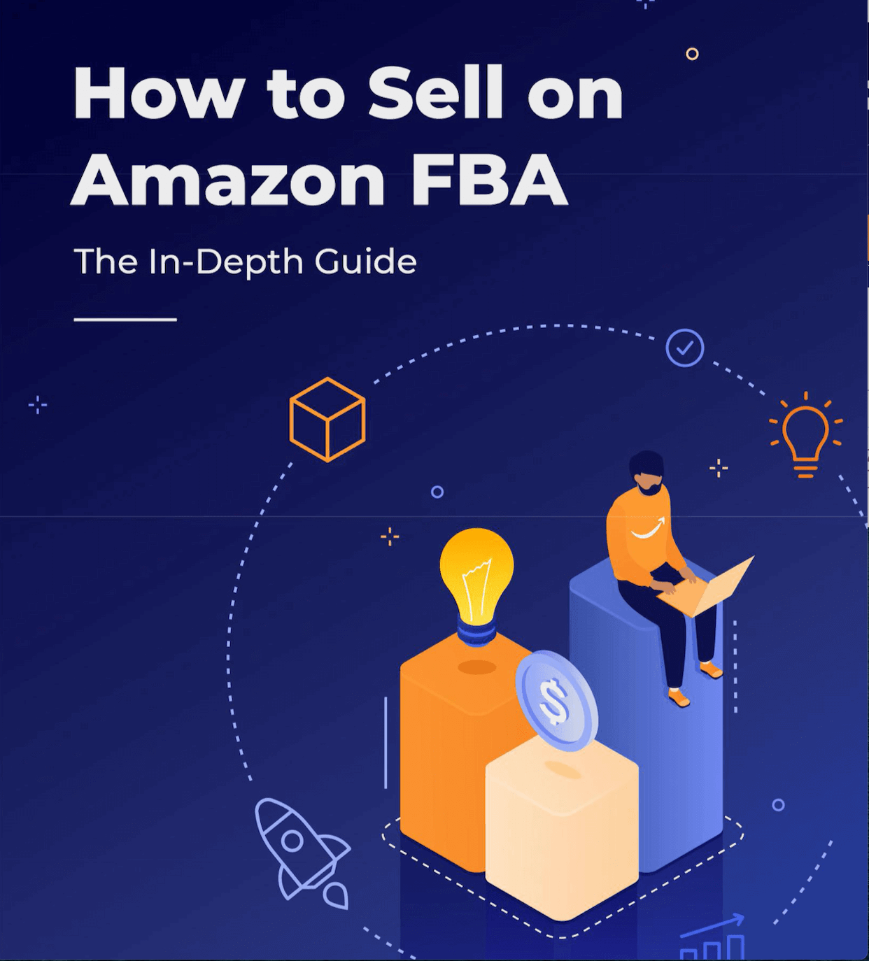 step by step guide to sell on amazon